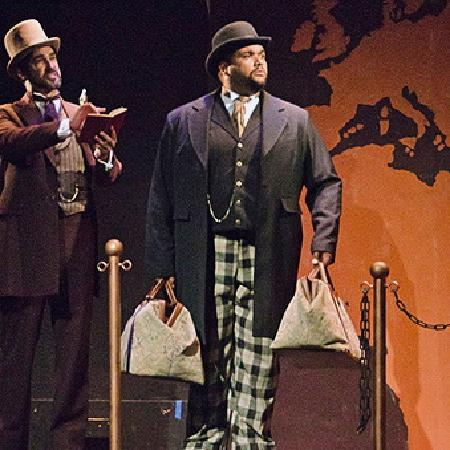 Lamb's Players Theatre : Around The World In 80 Days