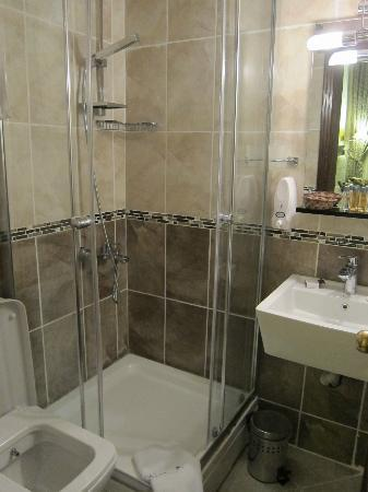 Zeugma Hotel: Bathroom