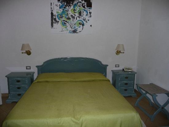 Hotel Cala Luna : Camera