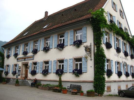 Schwarzwaldgasthof Zum Goldenen Adler: Hotel