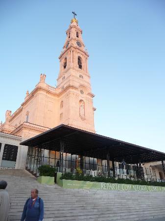 Lux Fatima Hotel: Santuario