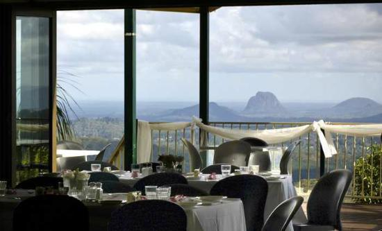 Tranquil Park Mountain Resort: view from function room