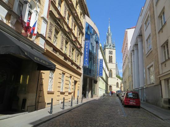 Antik City: Street view