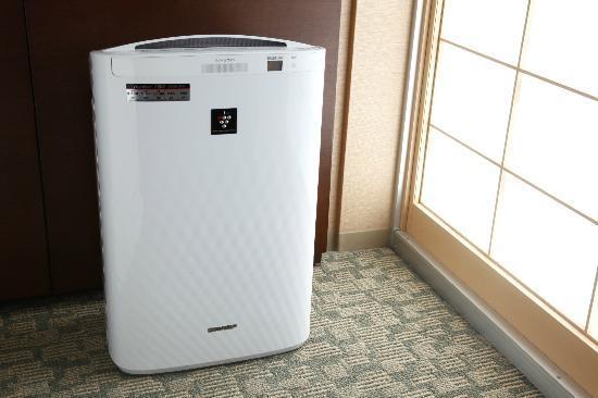 Hotel Vista Premio Kyoto: Air Cleaner