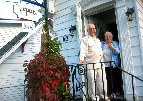 Blockhouse Hill Bed & Breakfast : best hosts in dartmouth and halifax