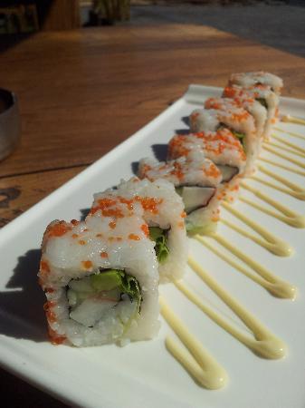 Tahari Sushi: Sushi