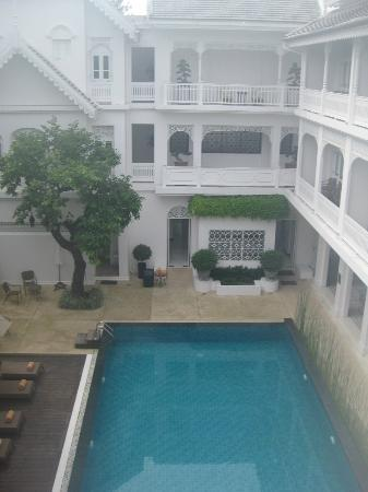 Ping Nakara Boutique Hotel & Spa : Room view