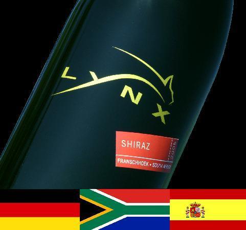 Lynx Wines: Cellar Tours & Tastings in English, Afrikaans, German, Spanish