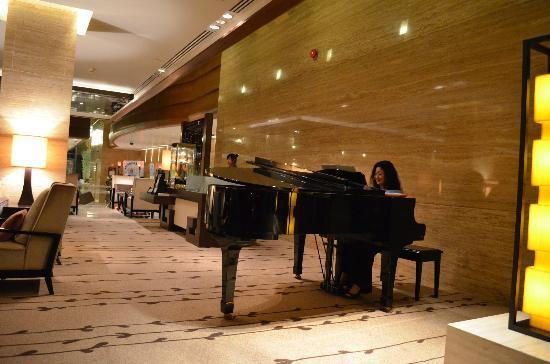 Kempinski Hotel Beijing Lufthansa Center: Lobby