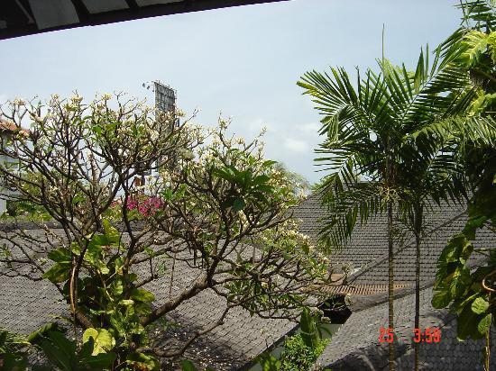 Kuta Seaview Boutique Resort & Spa: Seaview view from balcony