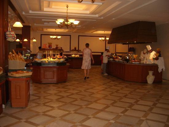 Djerba Plaza Hotel & Spa: Speisesaal