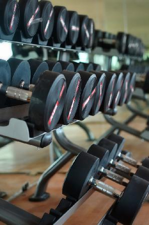 Sing Ken Ken Lifestyle Boutique Hotel: Fitness Centre