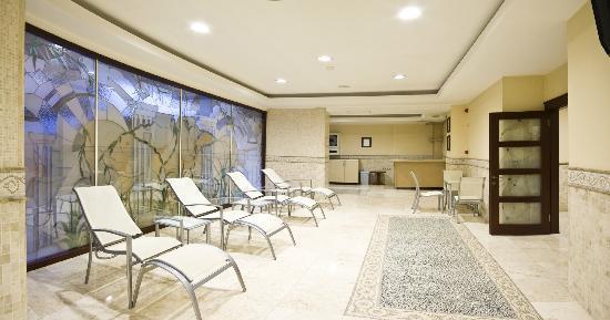 Grand Yavuz Hotel: health club