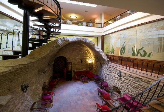 Grand Yavuz Hotel: cistern (original 17th century)