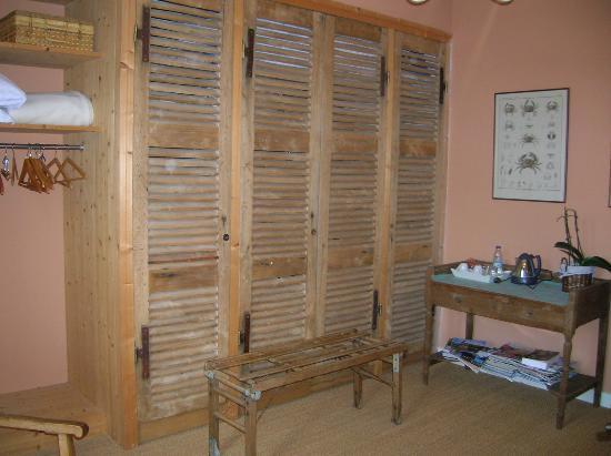 Le Logis du Stang : la salle de bain