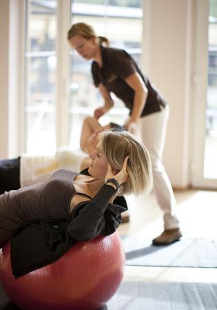 Panoramahotel Oberjoch: Fitness