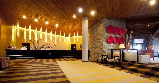 AVANI Lesotho Hotel & Casino: Reception