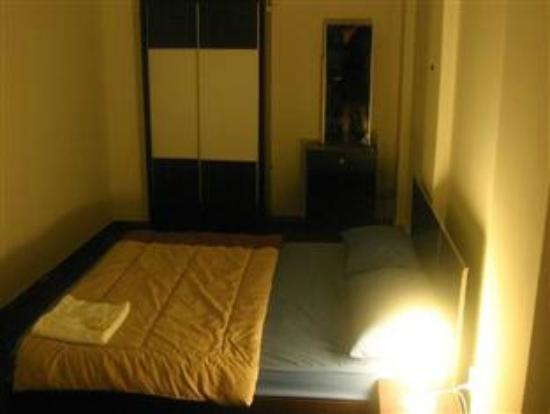 Happen Inns: double room