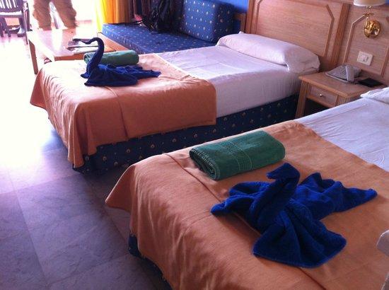 Marola Park: Beds