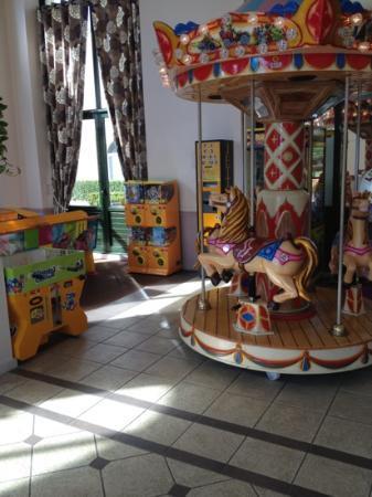 Kyriad A Disneyland Paris: reception area 