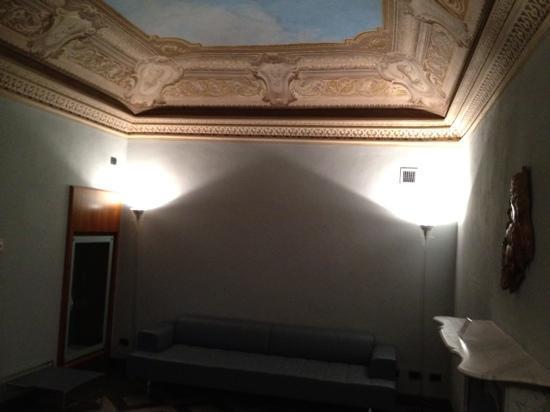San Rocco Hotel: salotto