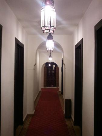 Hotel Marrakech le Tichka: hotel