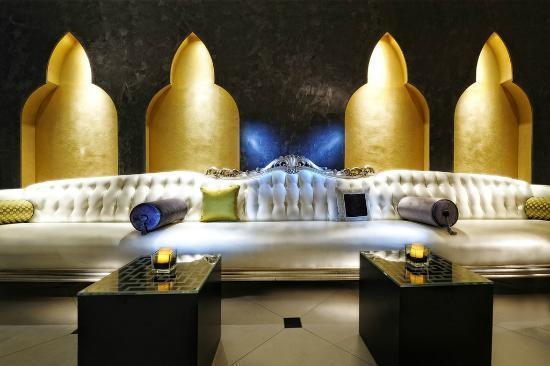 Carnival Palace Hotel: Bar Lounge The Mask