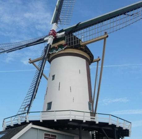 Bodegraven, The Netherlands: The Mill