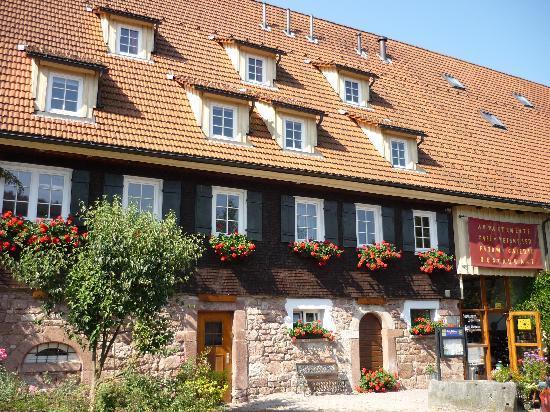 Gutshof - Hotel Waldknechtshof: Außenansicht