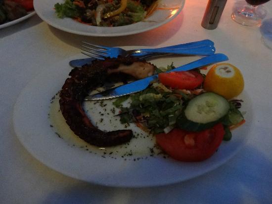 Elaia Restaurant : Dinner