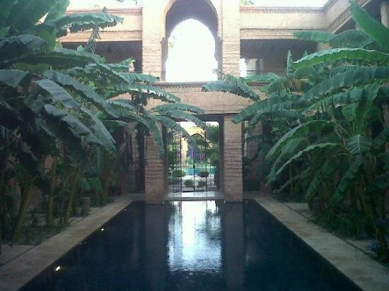 Tigmiza - Suites & Pavillons: L'ingresso