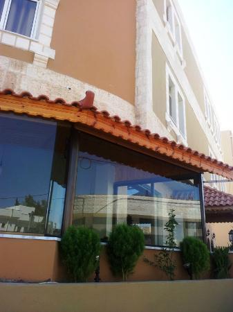 Rumman Hotel: Cafe'