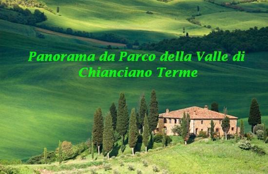 Eco Hotel Edy: Parco della Valle