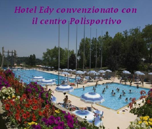 Eco Hotel Edy: centro Polisportivo di Chianciano Terme