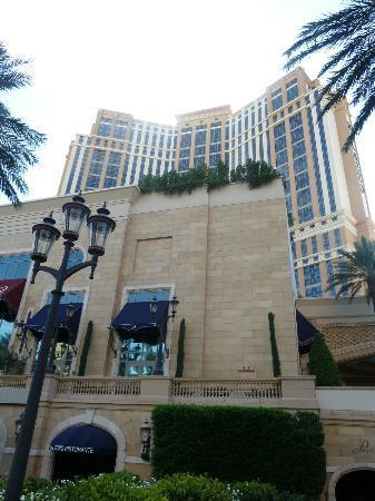 The Palazzo Resort Hotel Casino: The Palazzo
