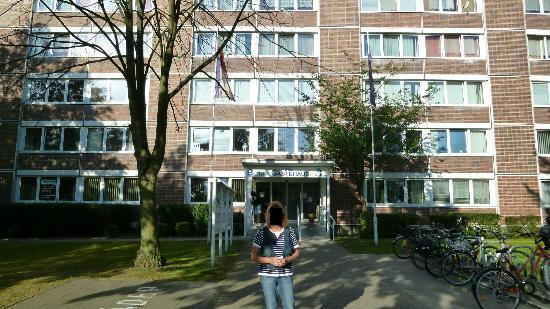 Gästehaus Rostock: Außenansicht Gästehaus