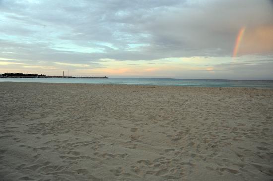 Hotel Riviera: tramonto