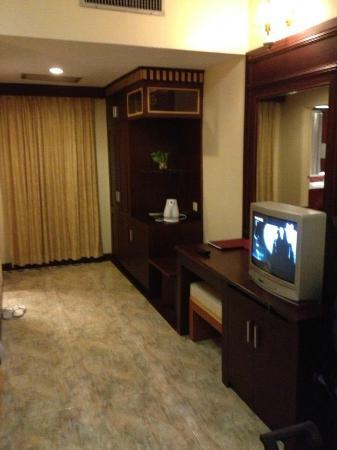 New York Hotel: Spacious room