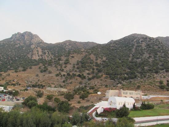 Mitsis Norida Beach Hotel: view from the balcony