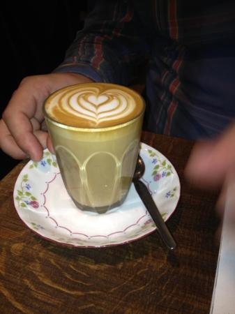 Photo of Cafe Foxcroft & Ginger at 3 Berwick Street, London W1F 0DR, United Kingdom