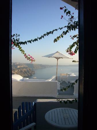 Krokos Villas: View from our villa