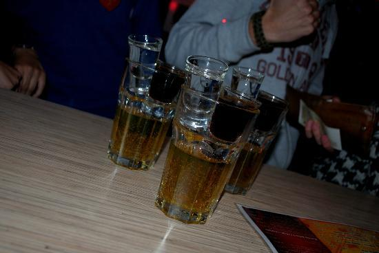 Alabama Bar: Granade!