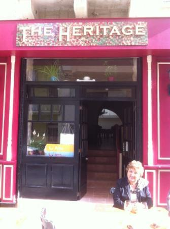 Heritage Pub: highly recommended