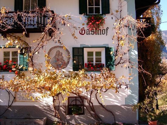 Gasthof zu Tschötsch: Facciata del Maso