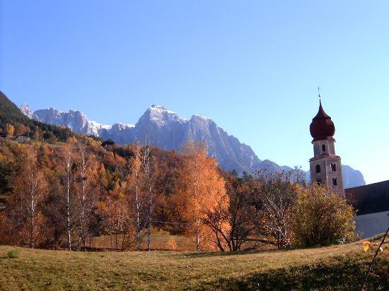 Gasthof zu Tschötsch: La Frazione di St. Oswald