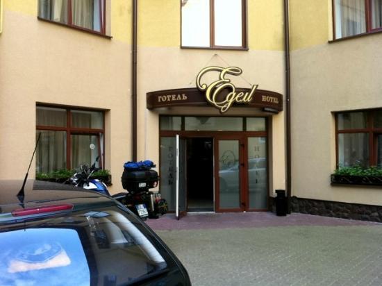 Hotel Edem: ingresso