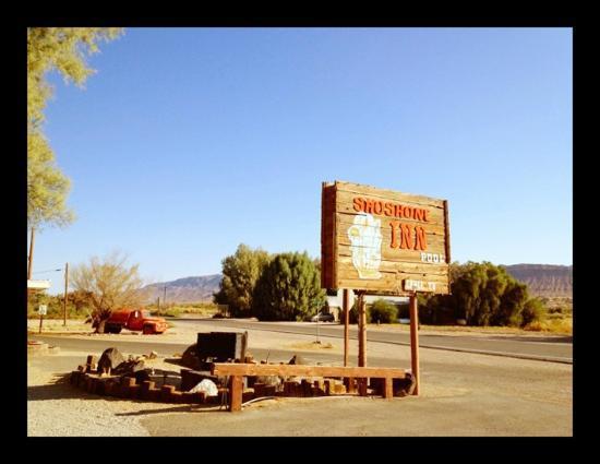 Shoshone Inn: View