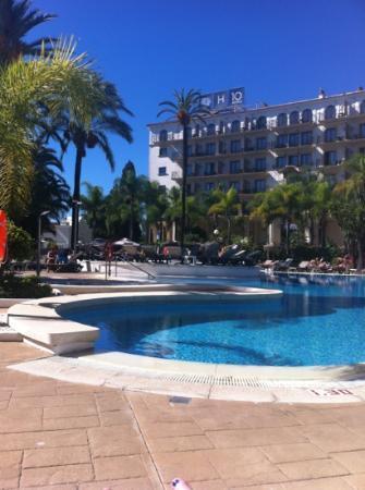 H10安達盧西亞廣場酒店照片