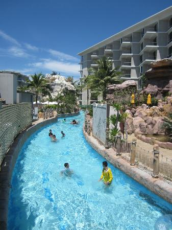 Centara Grand West Sands Resort & Villas Phuket: Waterpark