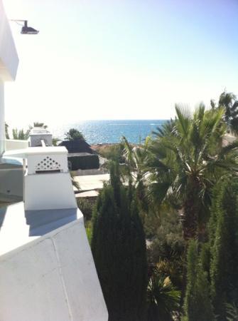 IBEROSTAR Marbella Coral Beach: las vistas bastante buenas